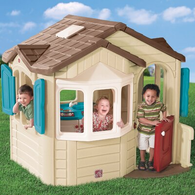 Naturally Playful Welcome Home Playhouse Product Photo