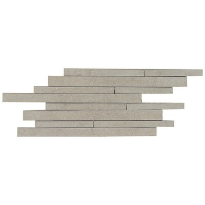 City View Random Sized Ceramic Mosaic Tile in Skyline Gray by Daltile