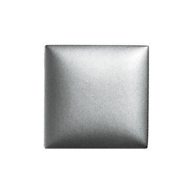 Daltile Metallurgy 2'' x 2'' Ceramic Metal Tile in Grey