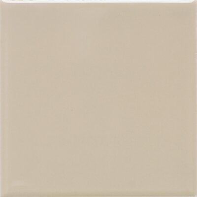 Modern Dimensions 4.25'' x 8.5'' Ceramic Field Tile in Urban Putty by Daltile