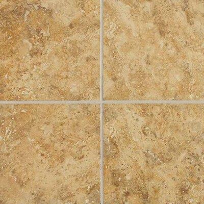 Heathland 6'' x 6'' Ceramic Field Tile in Amber by Daltile
