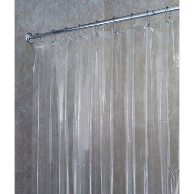 Vinyl Shower Curtain by InterDesign