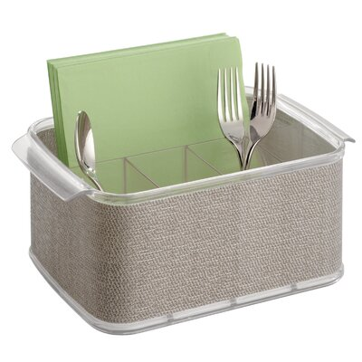 InterDesign Twillo Cutlery Caddy