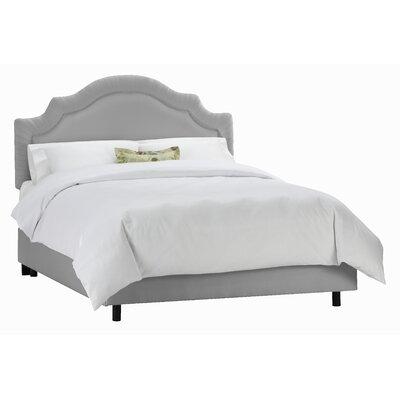 Skyline Furniture Shantung Panel Bed