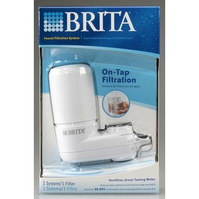 brita on tap filtration system reviews wayfair. Black Bedroom Furniture Sets. Home Design Ideas