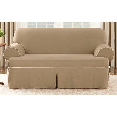 Cotton Duck Sofa Slipcover Clearance Small House Interior Design
