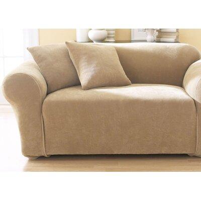 Sure-Fit Stretch Pique Sofa Slipcover