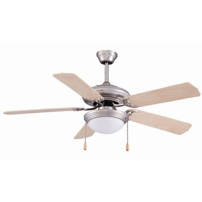 "52"" 5 Blade Ceiling Fan Product Photo"