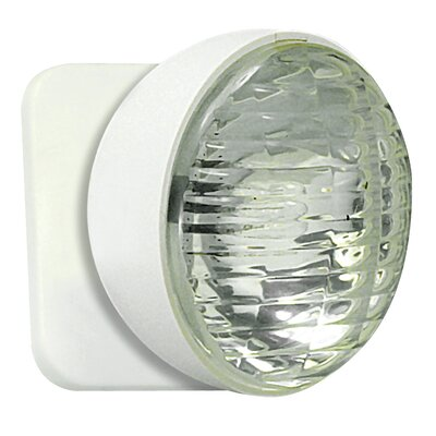 Royal Pacific 12W Round Remote Head for Emergency Light in White