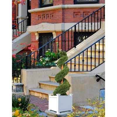 New England Arbors Eden Square Planter Box