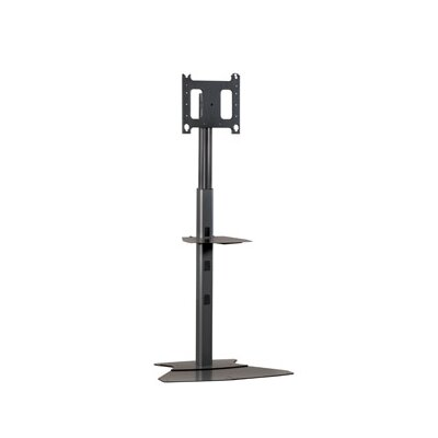"Adjustable Medium Tilt Floor Stand Mount for 30"" - 50"" Plasma/LCD Product Photo"