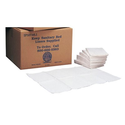 Koala Kare Products Baby Changing Station Sanitary Bed Liners