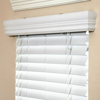 FauxWood Impressions Energy Efficient Venetian Blind Product Photo