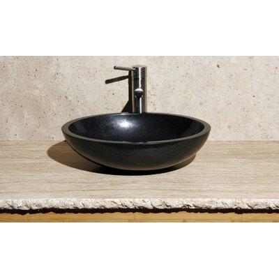 Oval Vessel Bathroom Sink by Allstone Group