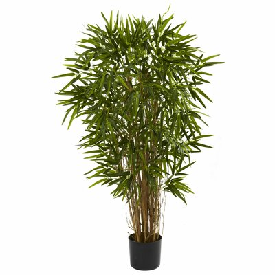 Twiggy Bamboo Tree in Pot by Nearly Natural
