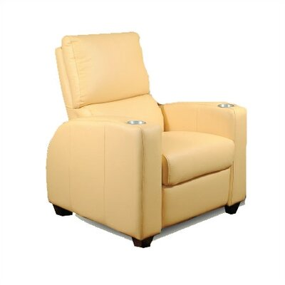 Deco Penthouse Custom Theater Lounger by Bass