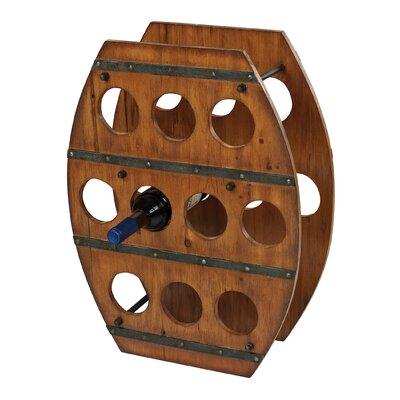 10 Bottle Tabletop Wine Rack by Sterling Industries