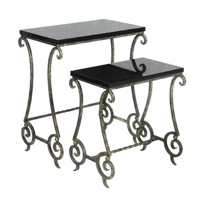 2 Piece Nesting Tables by Sterling Industries