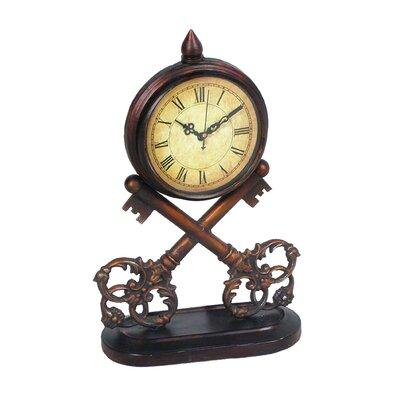 Sterling Industries Key Clock