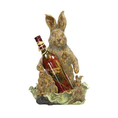 Sterling Industries Rabbit 1 Bottle Tabletop Wine Rack