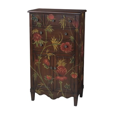 Floral Console Table by Sterling Industries