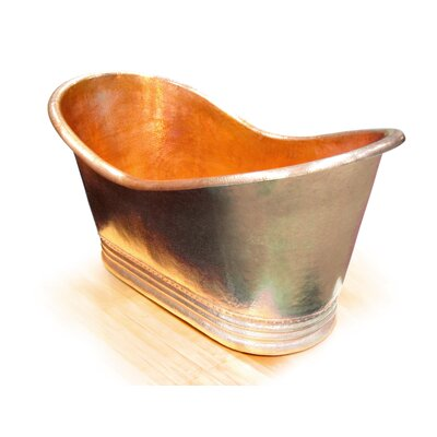 D'Vontz Juliana Copper Ice Bucket