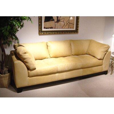 Espasio Leather Sofa by Omnia Furniture