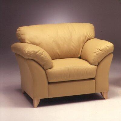 Omnia Furniture Nevada Leather Chair