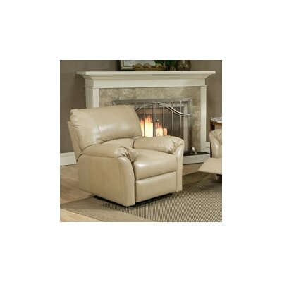 Mandalay Leather Recliner by Omnia Furniture