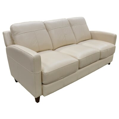 Skyline Leather Sofa by Omnia Furniture