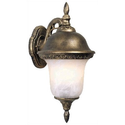Special Lite Products Glenn Aire 1 Light Wall Lantern