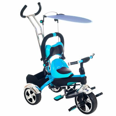 Lil' Rider Convertible Stroller Tricycle Convertible Stroller Tricycle