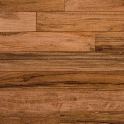"IndusParquet 3"" Solid Angico Hardwood Flooring in Natural"