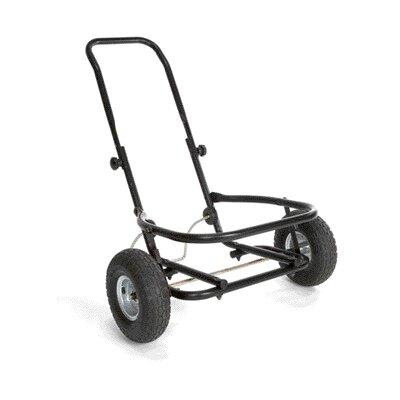using a muck cart for a diy dg cart disc golf course review