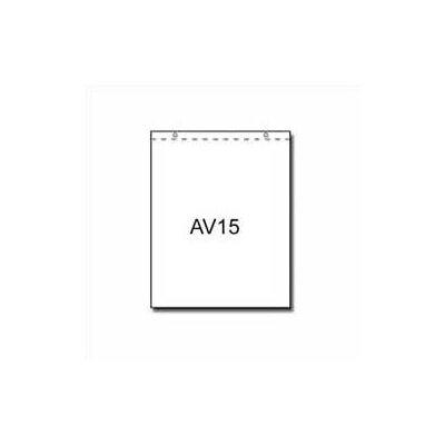 Draper AV15 Easel Paper Pad Carton