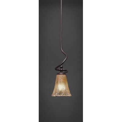 Capri Stem Mini Pendant With Hang Straight Swivel Product Photo