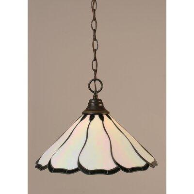 1 Light Downlight Pendant Product Photo