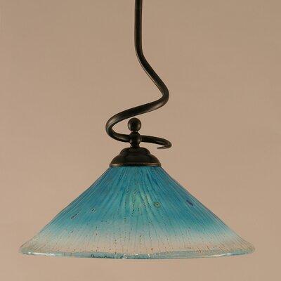 Capri Stem Pendant With Hang Straight Swivel Product Photo