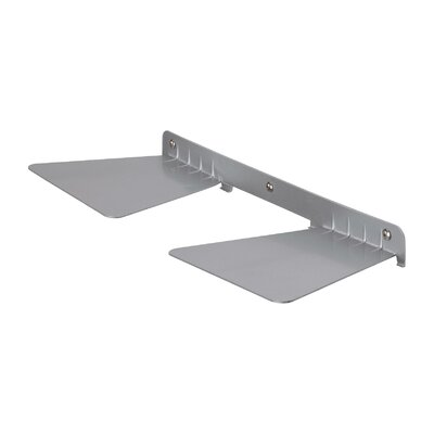Umbra Conceal Floating Double Shelf
