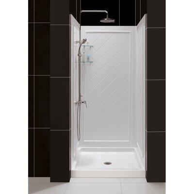 QWALL-5 Shower Backwall Kit Product Photo