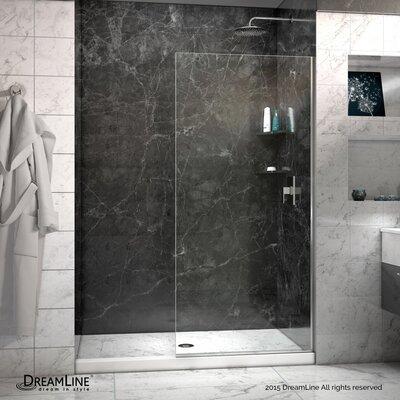 "Linea 72"" x 30"" Frameless Shower Door Product Photo"