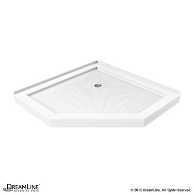 "SlimLine 38"" by 38"" Neo Shower Tray Product Photo"
