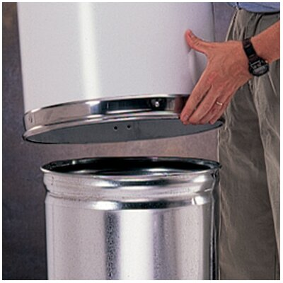 Witt 15 Gallon Galvanized Replacement Liner