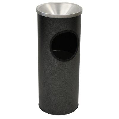 Witt 3-Gal Ash 'N Trash Urn Waste Receptacle