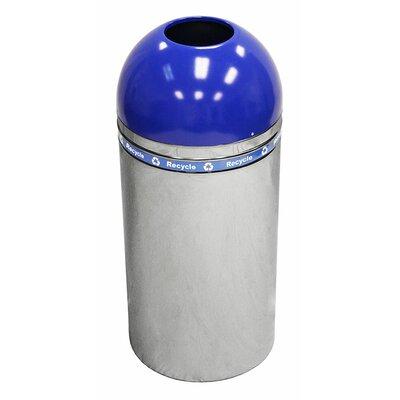 Witt 15-Gal Indoor Industrial Recycling Bin