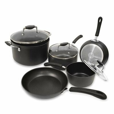 Ecolution Symphony 8 Piece Cookware Set