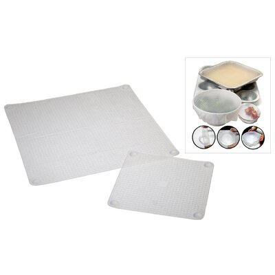 Sili-Stretch 2 Piece Bowl Cover Set by Norpro