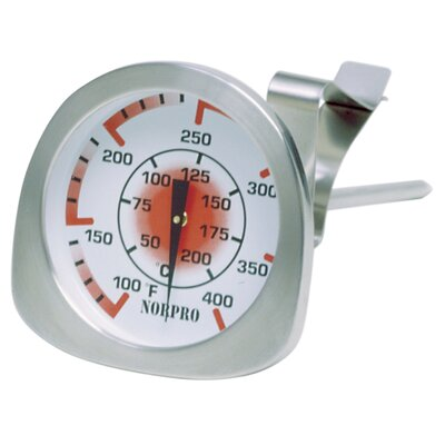 Stainless Steel Candy Thermometer by Norpro
