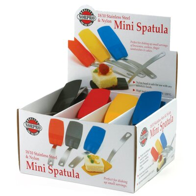 Assorted Mini Spatulas by Norpro