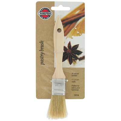 "Norpro 1"" Pastry Brush"